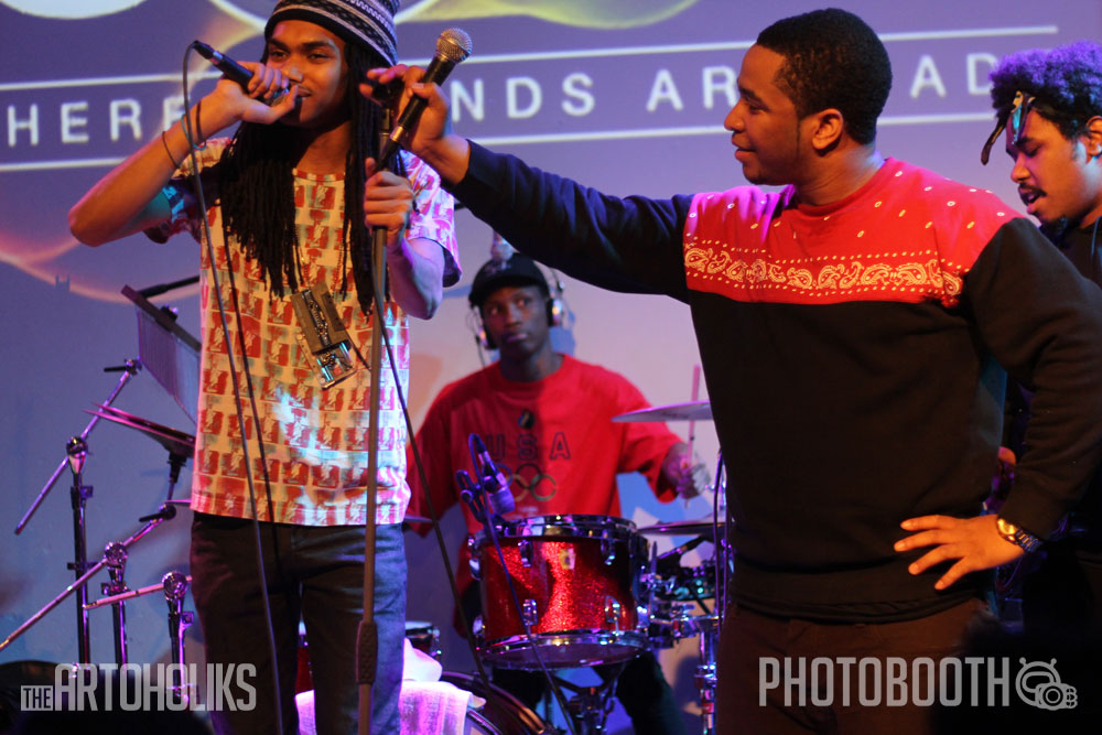 The Internet x Phony Ppl at SOBS